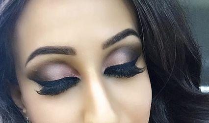 Beautiful Glow Makeup by Brenda