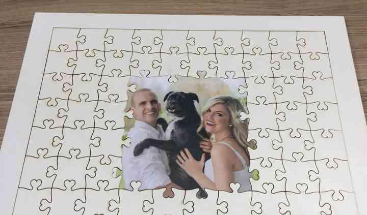 Puzzled Weddings