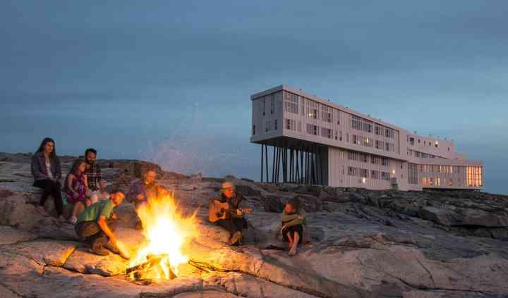 Fogo Island Inn Boil-Up