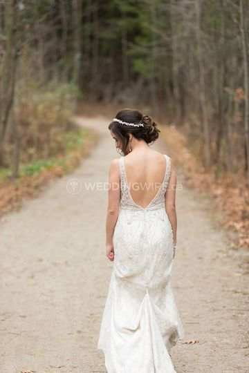 Woodbridge, Ontario bride