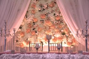 Far East Wedding Decor