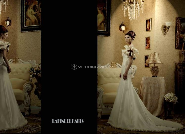 LaFine de Paris Wedding