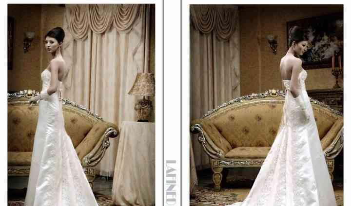 LaFine de Paris Wedding