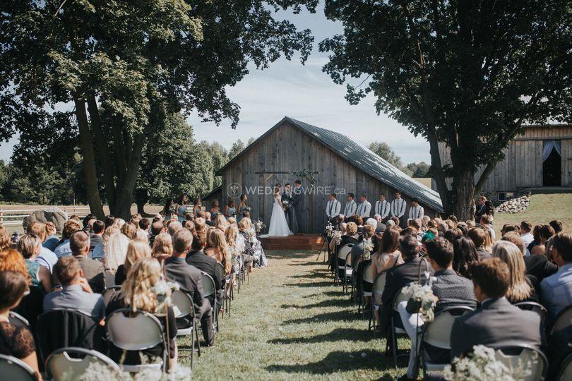 the barn 1906