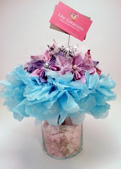 photo 8 of 14 fav creations handmade paper flower shop