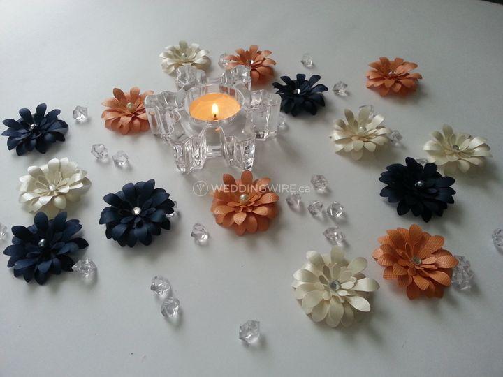 Fav creations handmade paper flower shop for Handmade paper creations