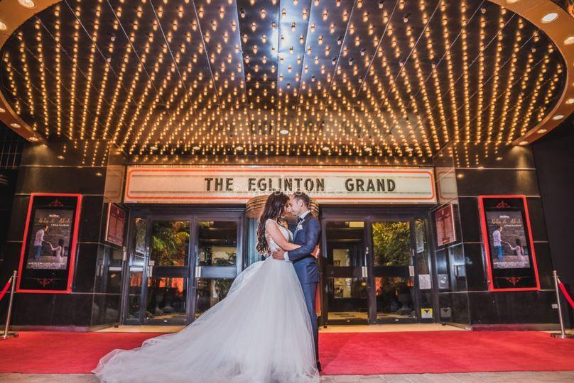 Toronto, Ontario wedding venue