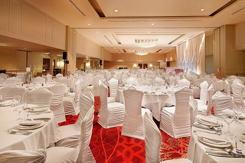 Ballroom, Chair Decor