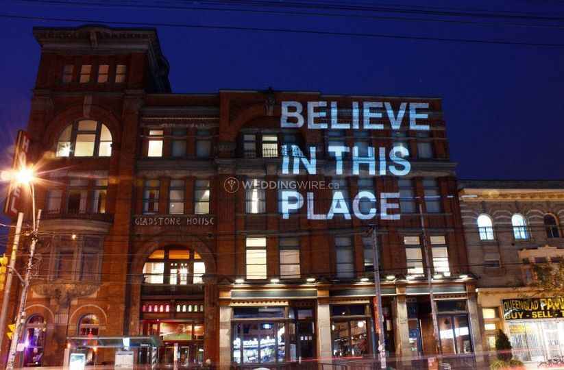 Image result for gladstone hotel toronto
