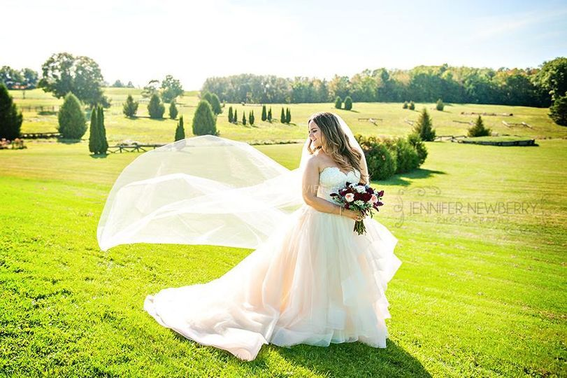 Newmarket, Ontario bride
