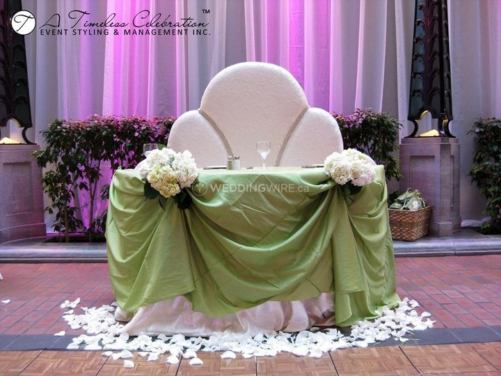 Photo 170 of 244 a timeless celebration montreal wedding decoration intercontinental hotel img4074g junglespirit Images