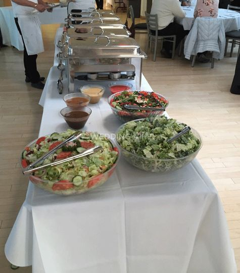Catering Social Events