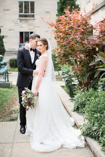 U of T wedding