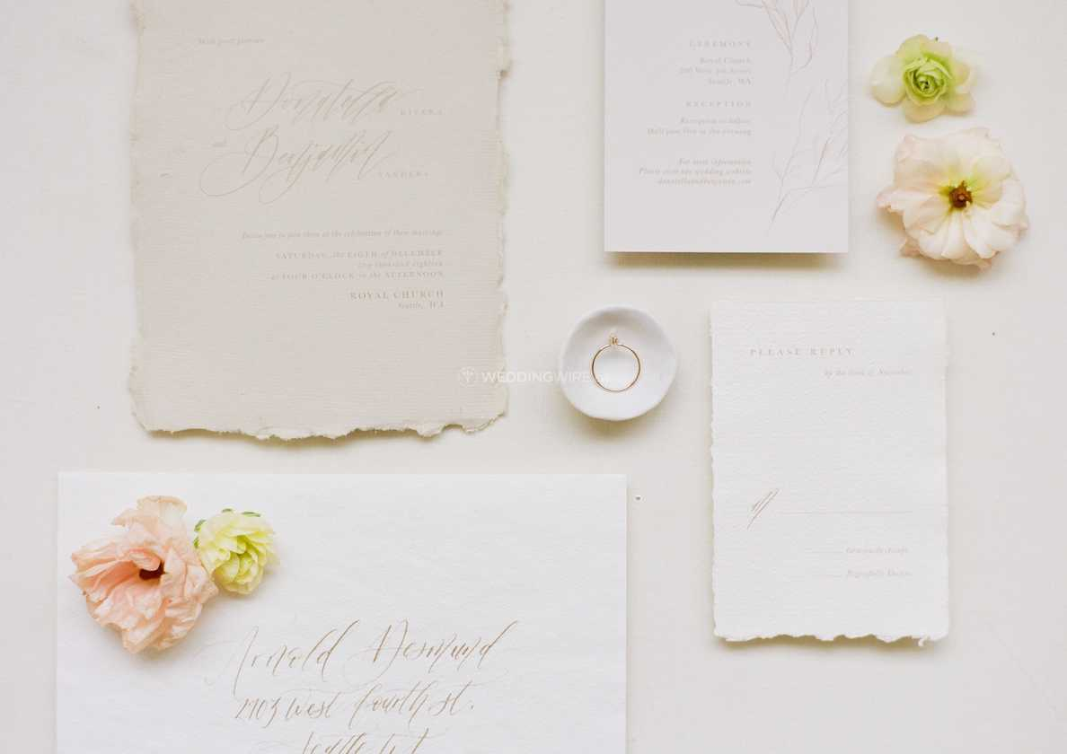 Photo 2 of 15 - Our Vows Paperie
