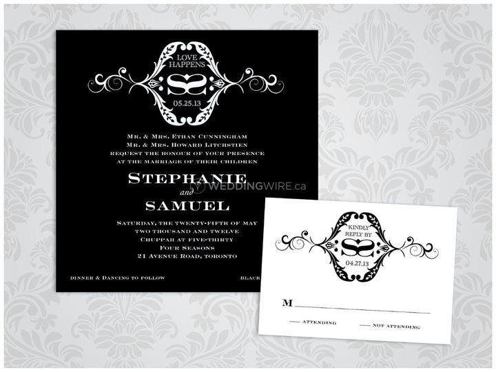 Le papier invitations did you like this vendor stopboris Choice Image