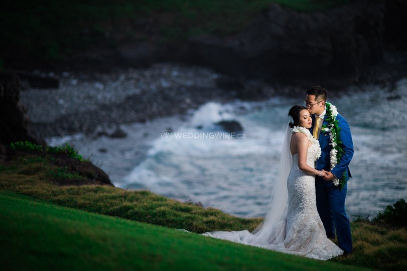 Maui, Hawaii wedding