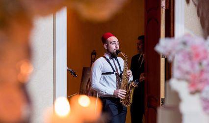 Gilles Salameh - Saxophonist 1
