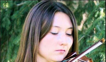 Carolina Herrera Violin 1