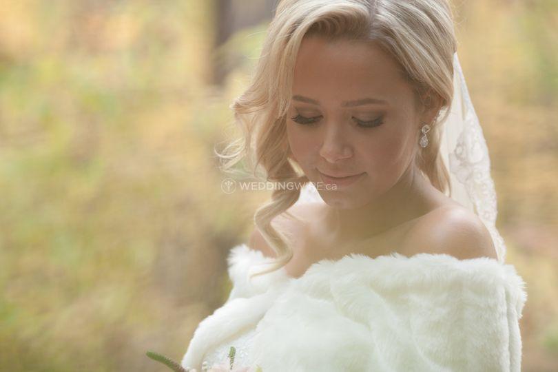 Oakville, Ontario bride