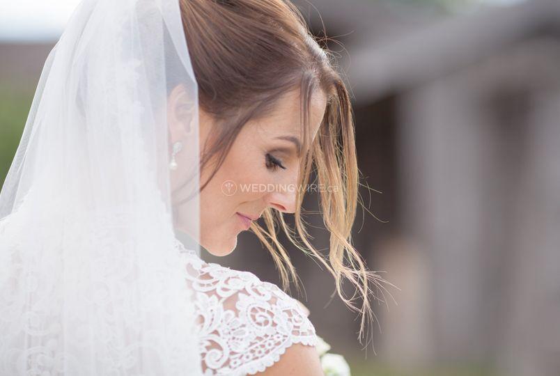 Oakville bride