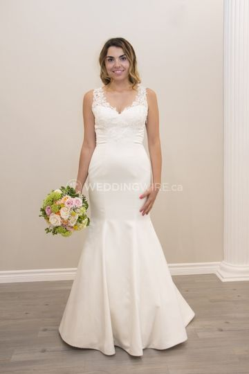 Sample Bridal Gown