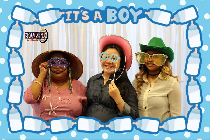 Baby Shower - It's A Baby