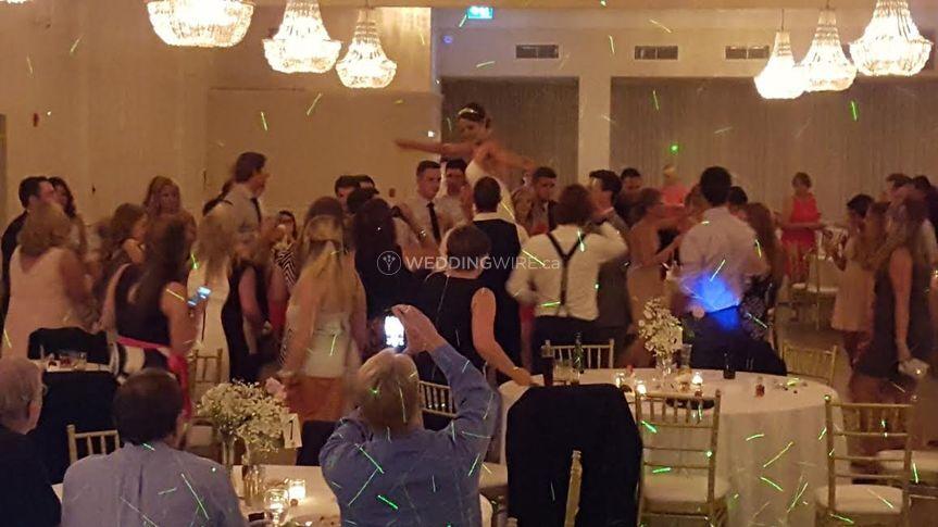 Burlington Wedding DJ