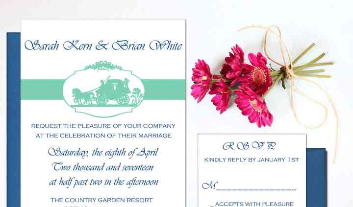 wedding invitation - horse carriage sample.jpg