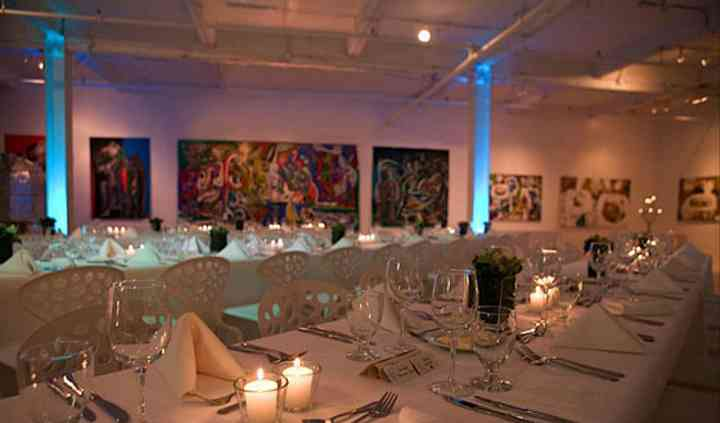 Montreal, loft weddings