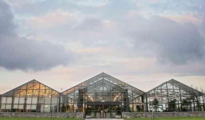 Aquatopia Water Garden Conservatory