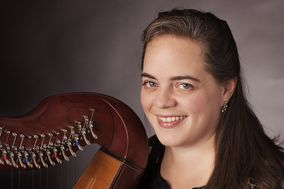 Susan Toman - Celtic harp