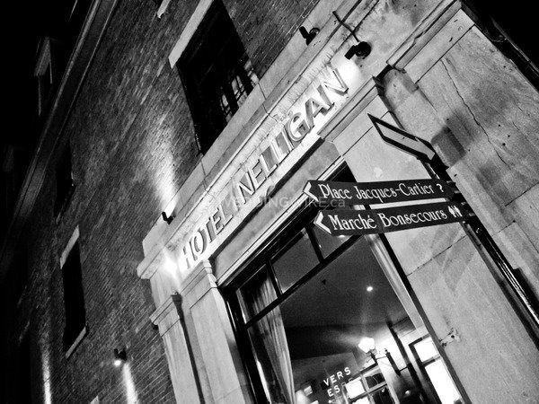 Old Montreal Wedding Hotel