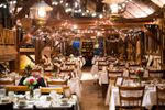 Inn rustic reception
