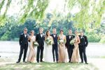 High park wedding party