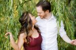 Weeping Willows Engagement