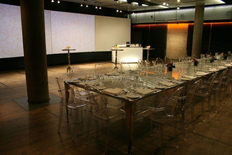 Museum Wedding Banquet