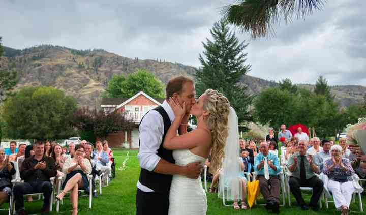 Kamloops wedding venue