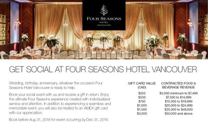 Four Seasons Hotel Vancouver 1