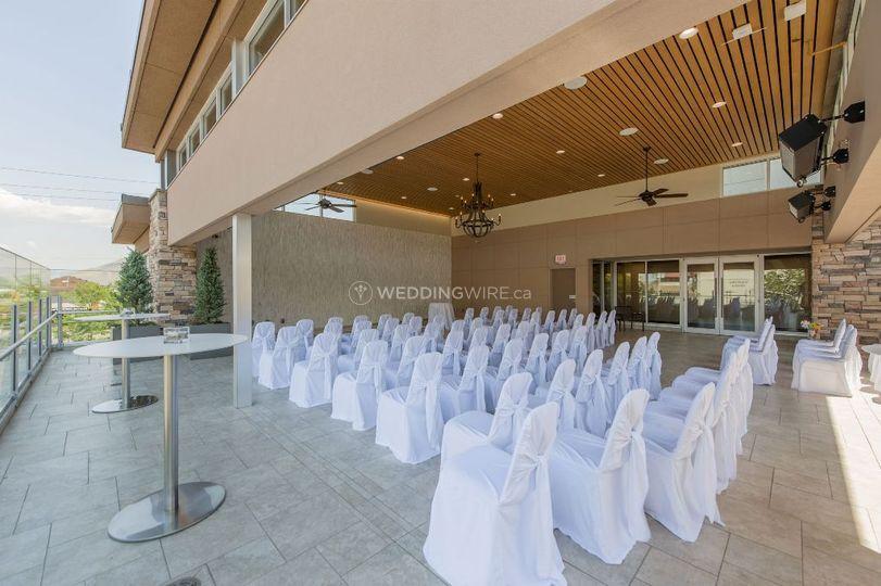 Mountview Terrace Ceremony