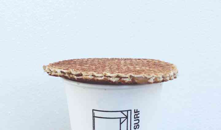 Stroopwafel and Coffee