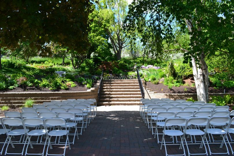 Horticulture Gardens Wedding