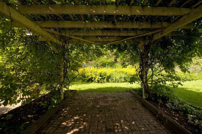 Horticulture Gardens Trellis