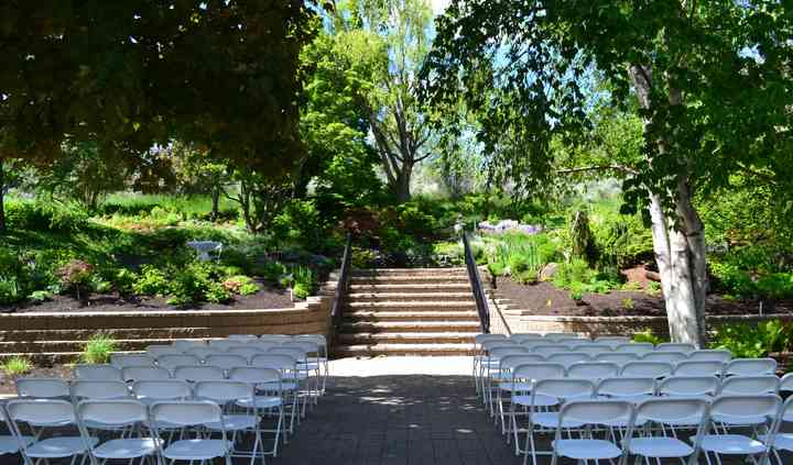Horticulture Gardens Wedding