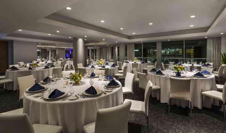 Ballroom - Hôtel Le Crystal