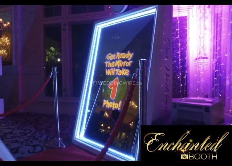 Enchanted Booth