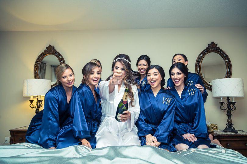C & A Wedding, Toronto