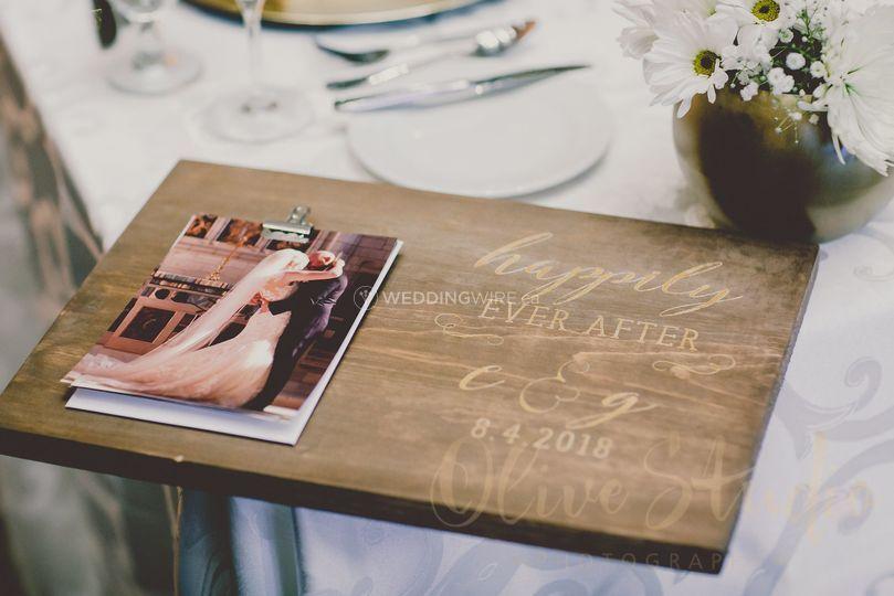 E & G Italian Wedding