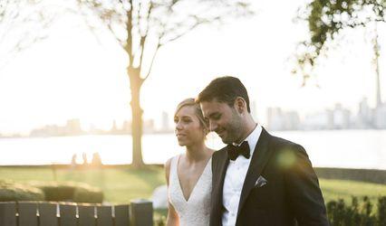 The wedding of Lia and Jamie