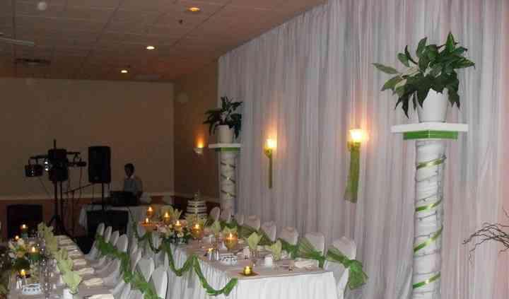 restaurant wedding Longueuil
