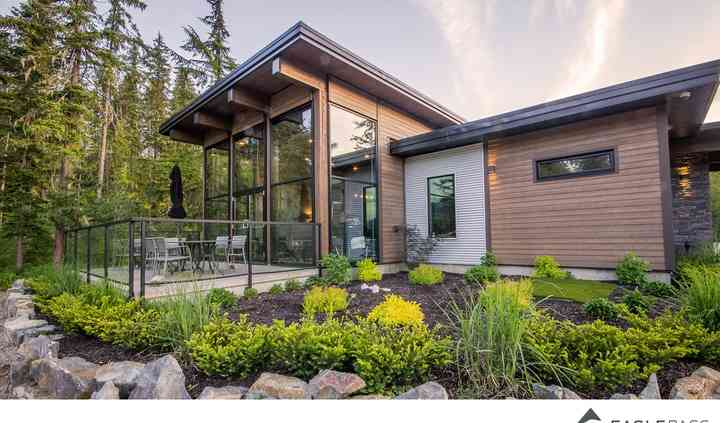 Eagle Pass Lodge - Patio